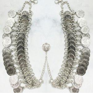 Jewelry | Boho anklet bracelet x2